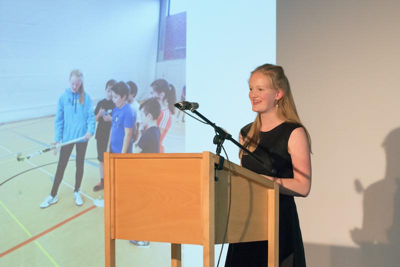Vertiefungsfachpräsentation 2016 Modellklassen Deutschhaus-Gymnasium