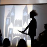 Schneewittchen - Projekt in Kunst und Kreatives Gestalten (Klasse 6m, Schuljahr 2017/18)