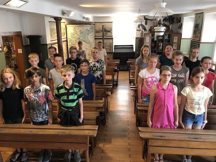 Projektwoche 6m, Schuljahr 2017/18